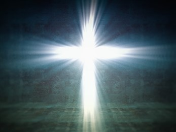 crucifix of light