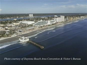 Daytona Beach Aerial