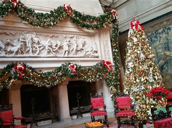 Biltmore decorations