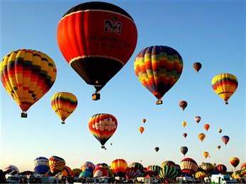 Albuquerque Intl Balloon Fiesta