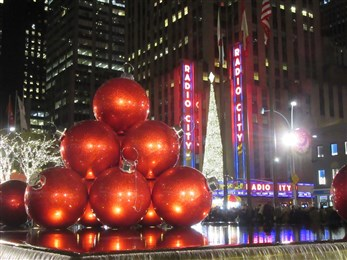 NYC Radio City Holiday
