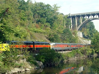Cuyahoga Valley Railroad