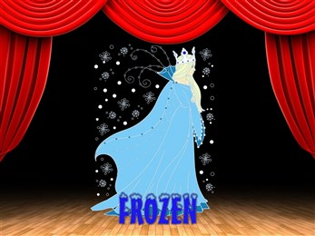Frozen stage musical