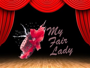 My Fair Lady stage