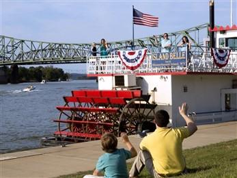 blennerhasset riverboat